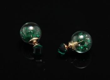 cdd5839df0a9 Купить Серьги (4 цвета) 1111578 купить оптом в интернет-магазине ...