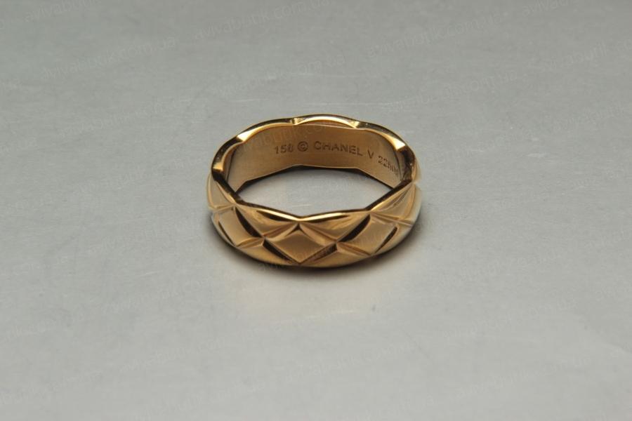 кольцо шанель бижутерия купить